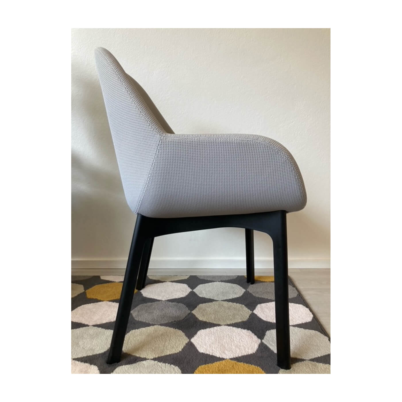 Kartell Clap chair by Patricia Urquiola set of 4