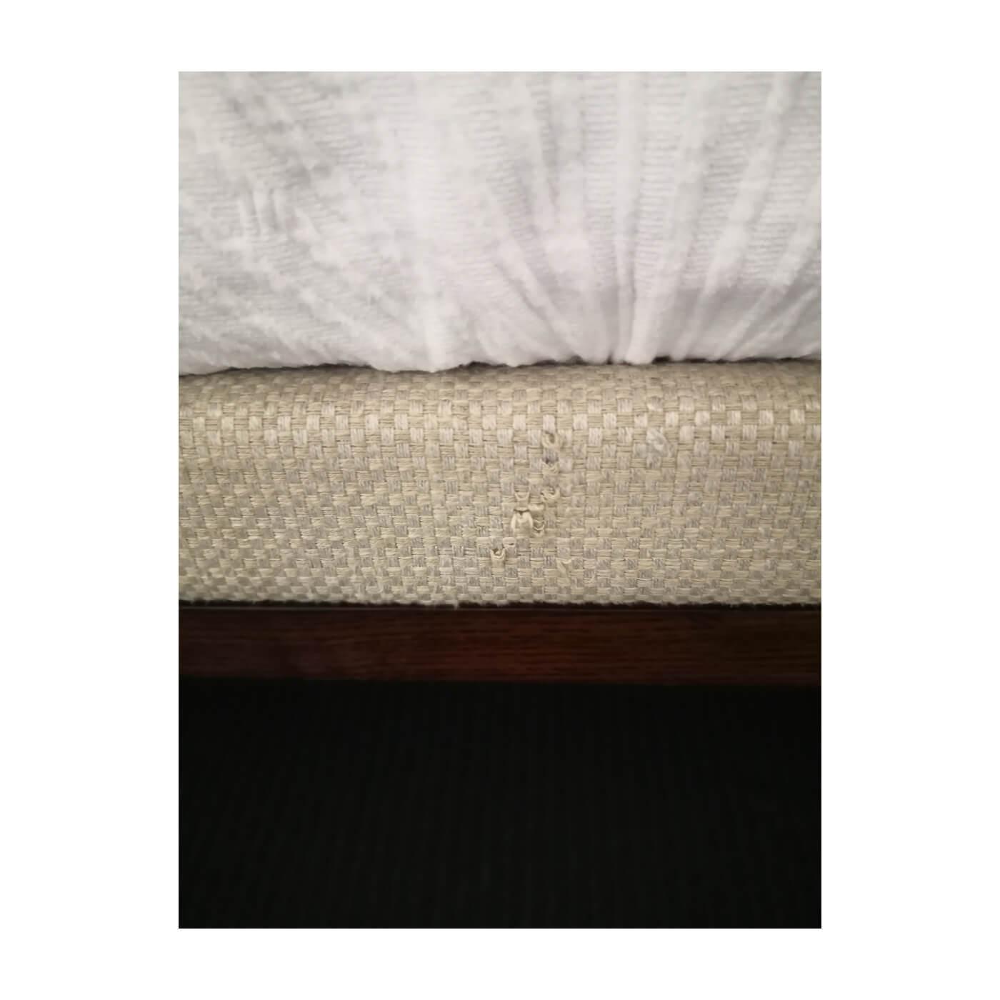 Custom KB bedhead and frame