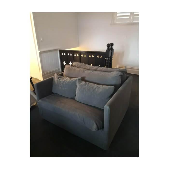 MCM House Leo Sofa armchair