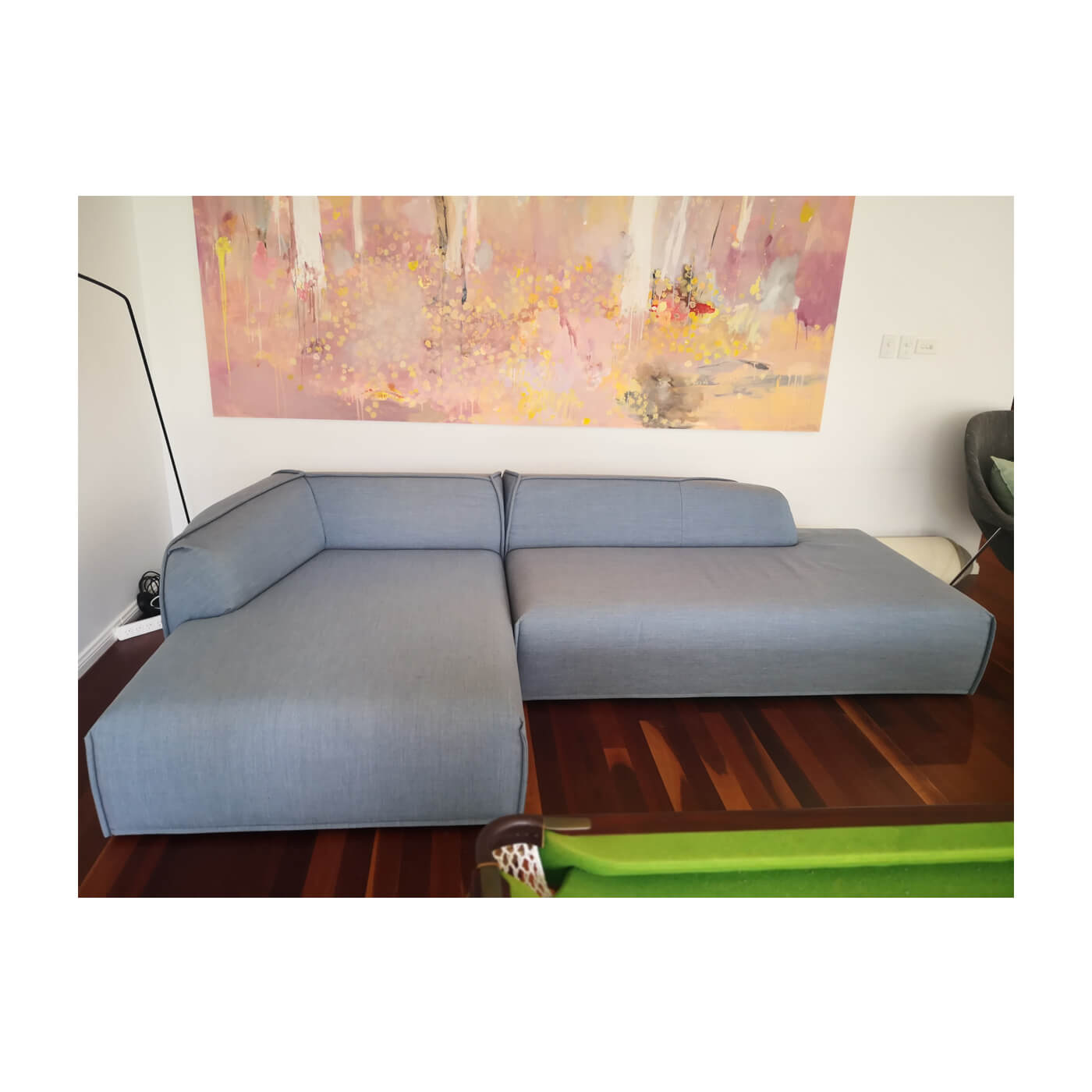 Moroso sofa by Patricia Urquiola