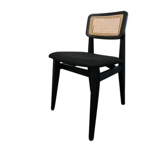 Gubi C-chair dining chair