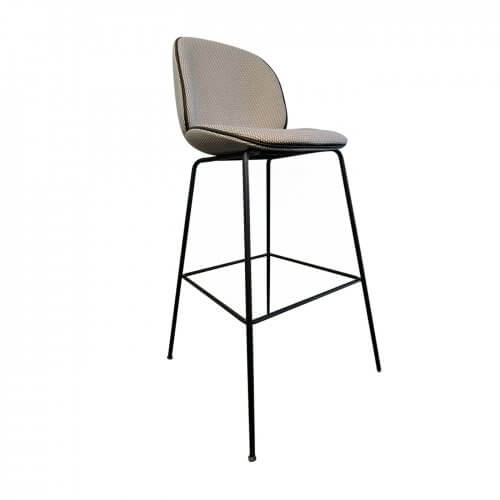 Gubi Beetle bar chair 75cm