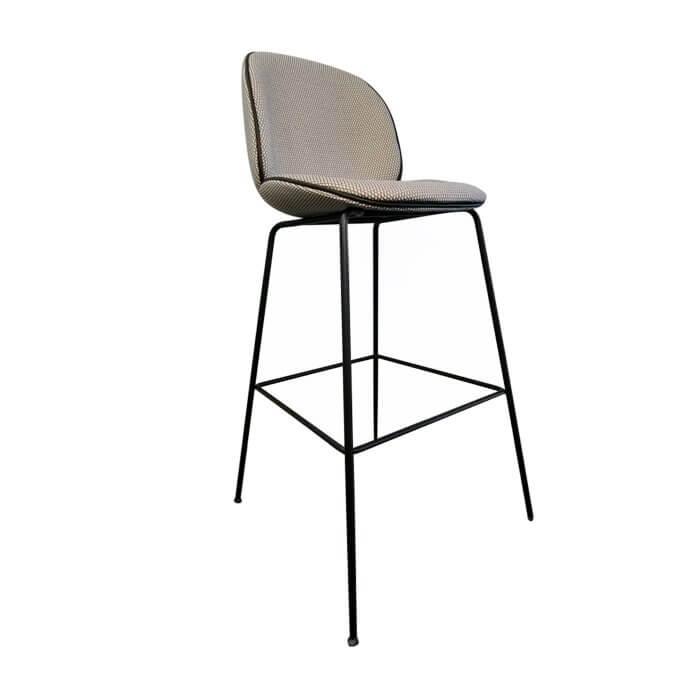 Gubi Beetle bar chair 75cm