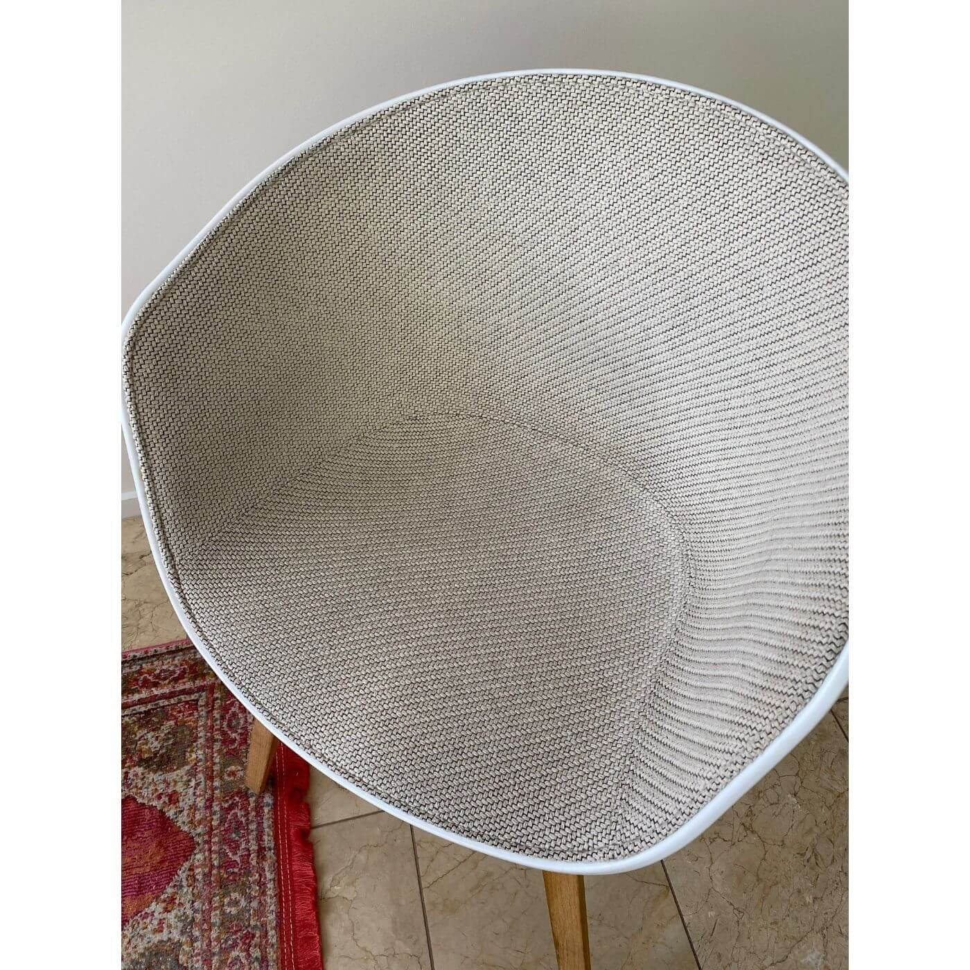 Hay AAC upholstered white