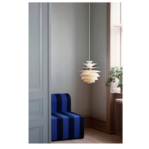 Two Design Lovers Louis Poulsen Snowball Pendant