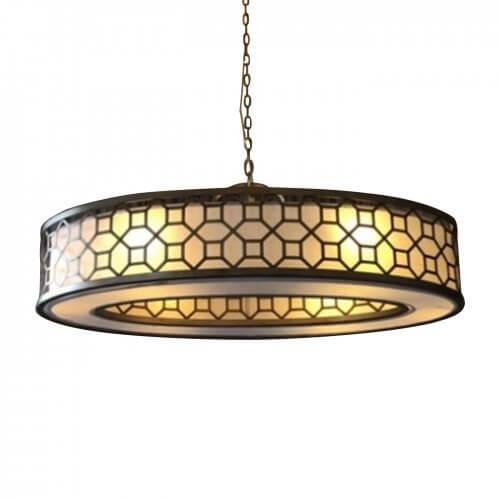Fine Art Handcrafted Lighting Allegretto Pendant