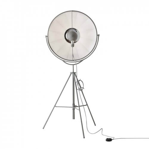 Fortuny by Palluco Moda Floor Lamp cream