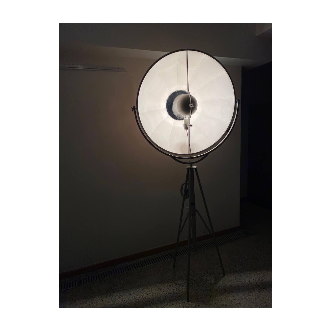 Fortuny by Palluco Moda Floor Lamp cream