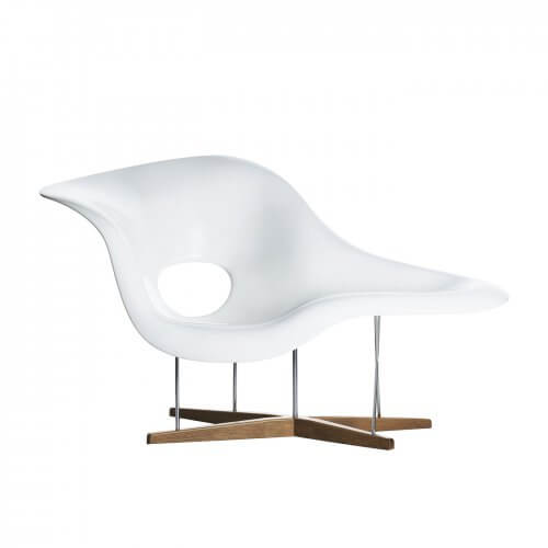 Vitra Eames La Chaise lounge chair