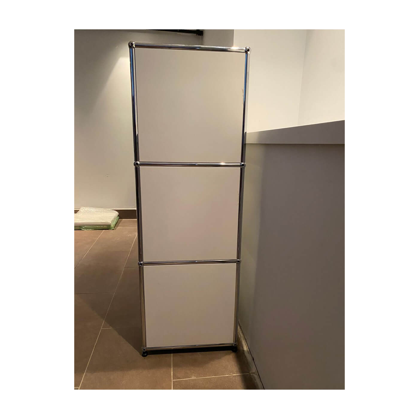USM Haller 3x2 White Storage Unit