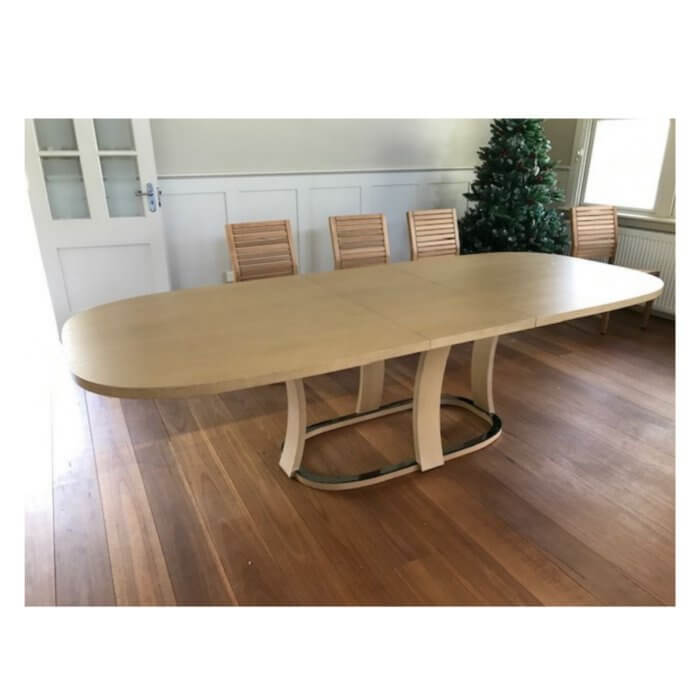 Two Design Lovers Grace Potocco dining table