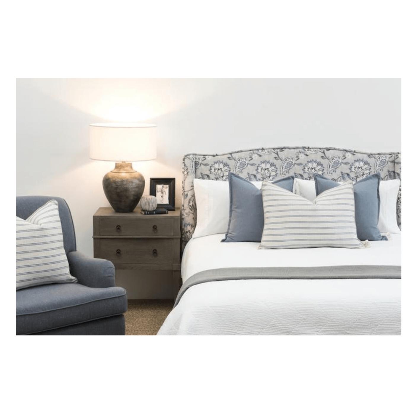 Two-Design-Lovers-Mayvn Interiors Lennox Bedhead Seraphine KING