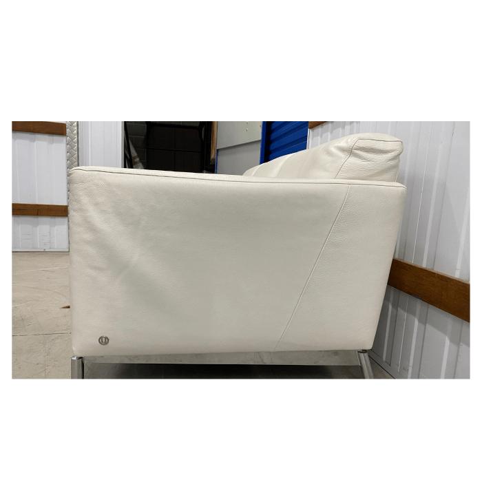 Two-Design-Lovers-Natuzzi-Cream-3-seater-leather-lounge