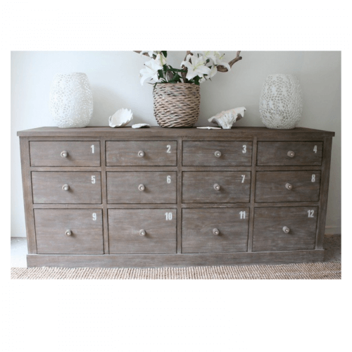 Two Design Lovers Rustic Coast Sideboard Hero