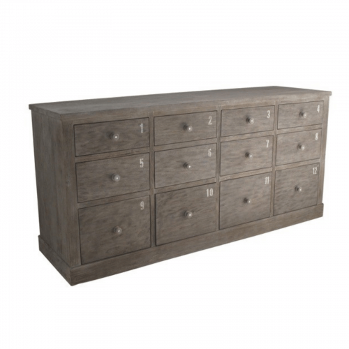 Two Design Lovers Rustic Coast Sideboard