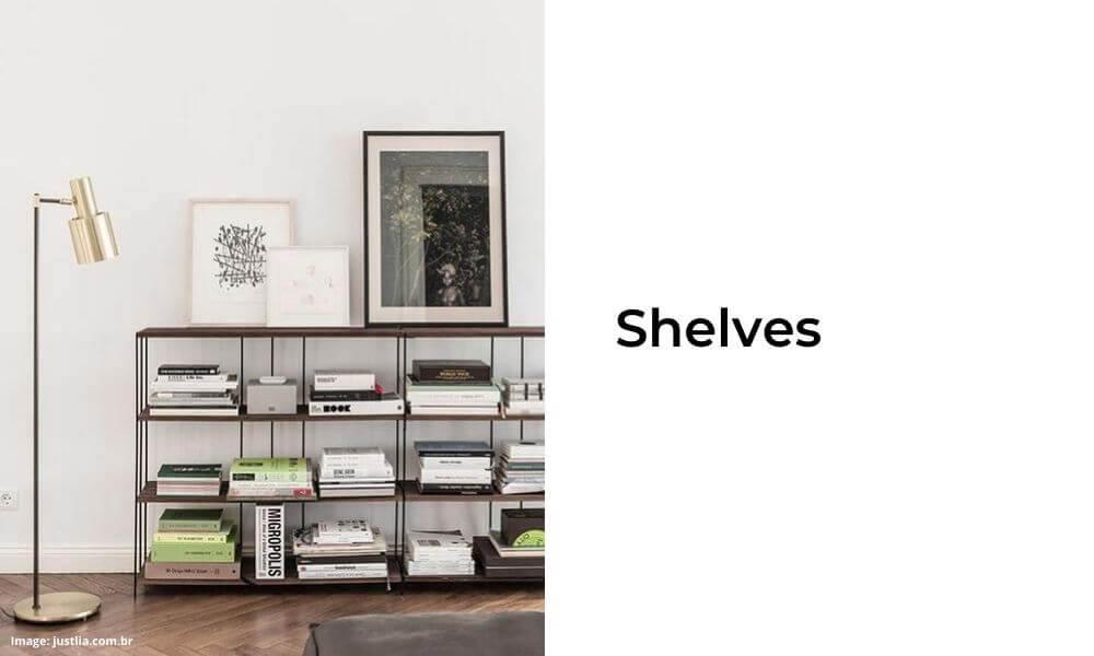 Two Design Lovers designer furniture Shelves category