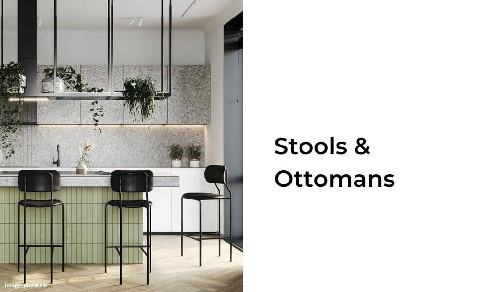 Two Design Lovers designer furniture Seating Stools & Ottomans category