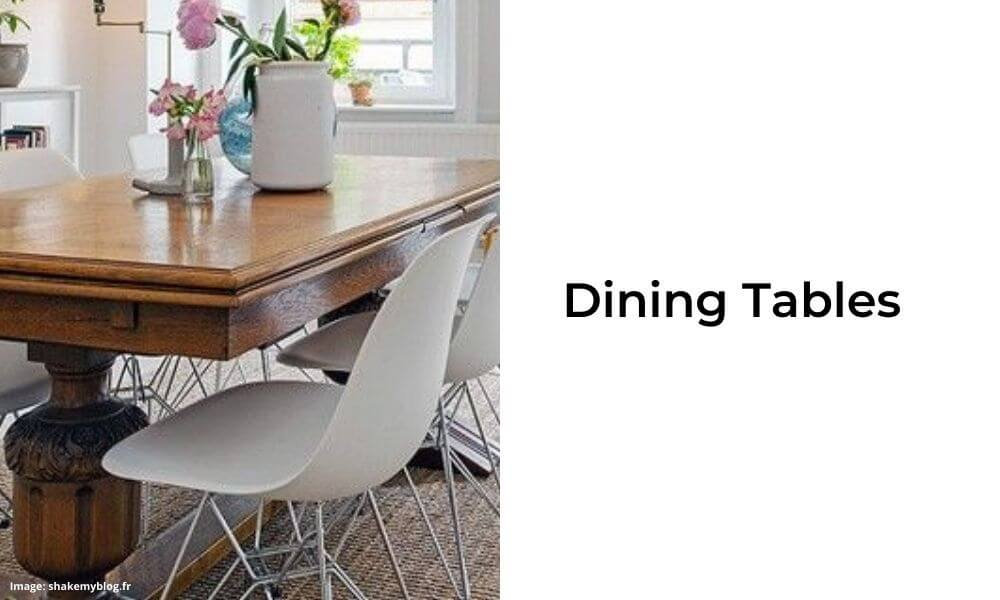 Two Design Lovers designer furniture Dining Tables category