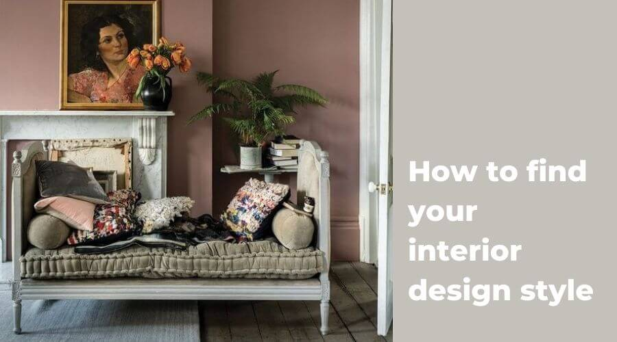 How to find your itnerior design style