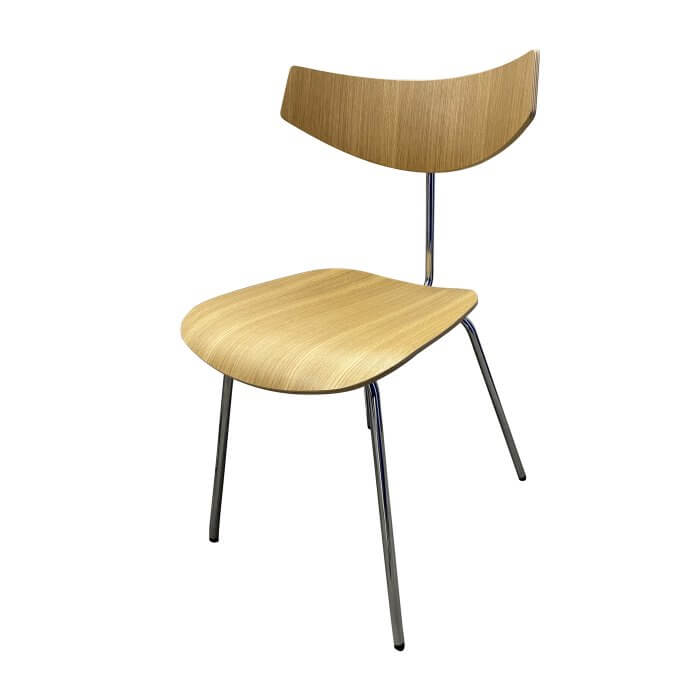 Two-Design-Lovers-8-x-Bolia-Bird-design-chairs