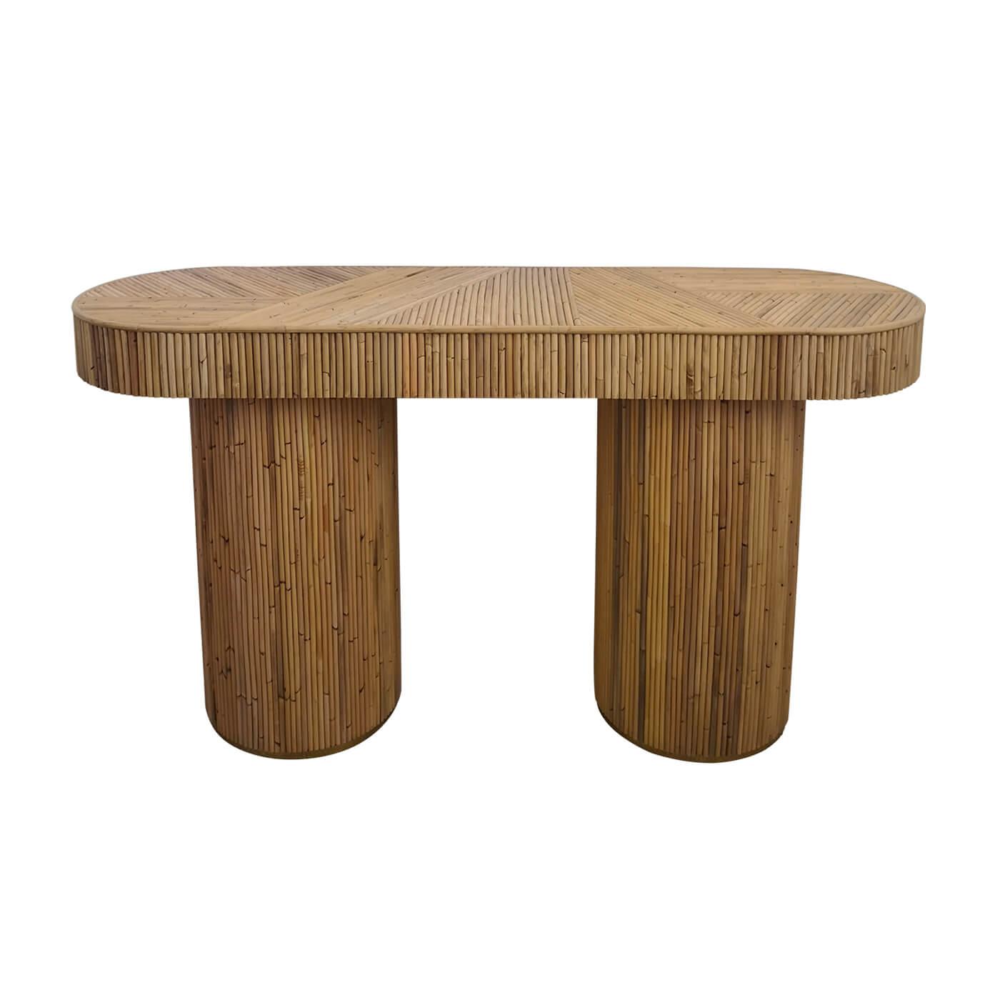 Sarah Ellison Halston console table