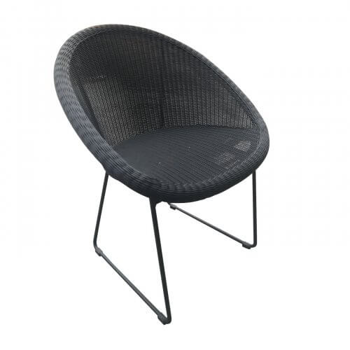 Vincent Sheppard Gipsy outdoor dining chair. Floorstock on sale on Two Design Lovers