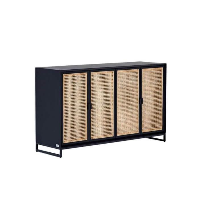 Reddie Furniture Suzy rattan cabinet