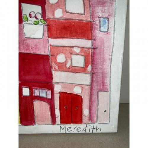Meredith Gaston original artwork
