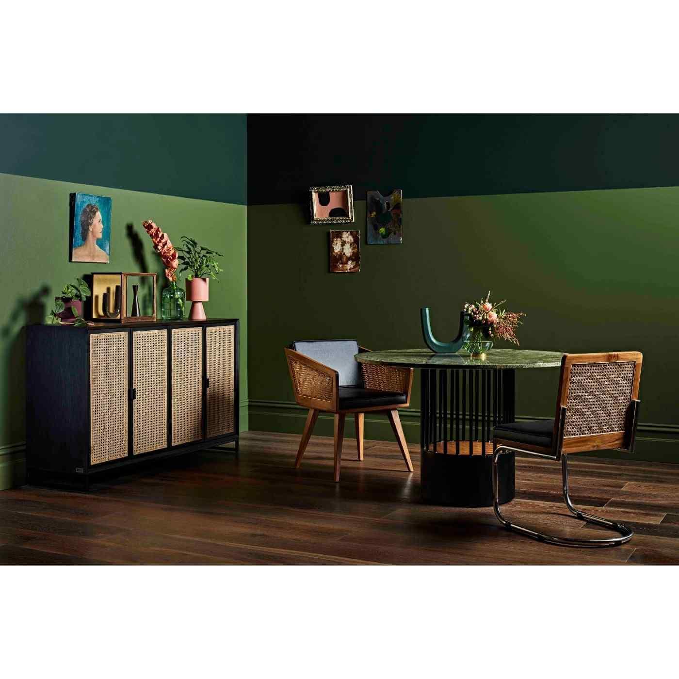 Reddie Furniture Suzy rattan sideboard on Two Design Lovers