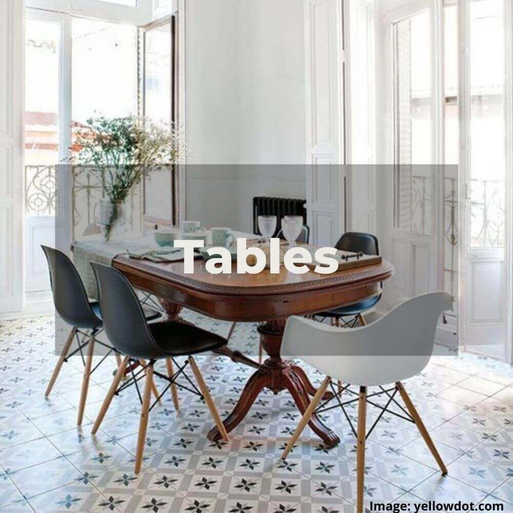 Two Design Lovers designer furniture Tables category