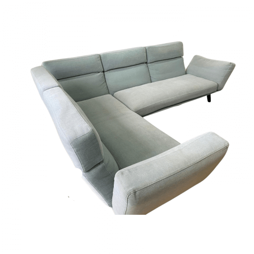Two-Design-Lovers-King Living Neo lounge with ottoman