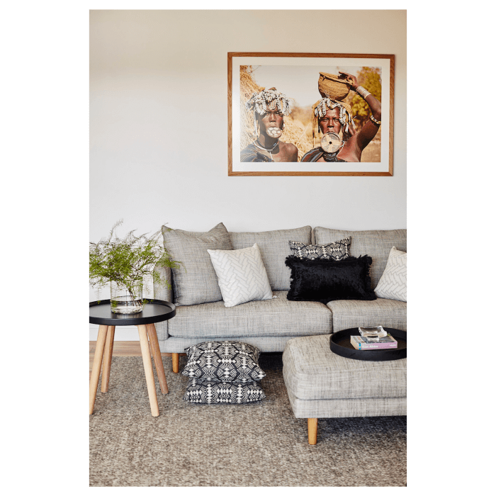 Two-Design-Lovers-Two Design Lovers Cosh Living Avoca sofa with matching ottoman