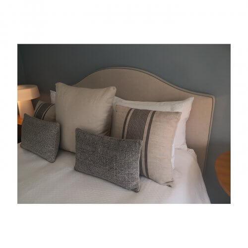Cotton cushions