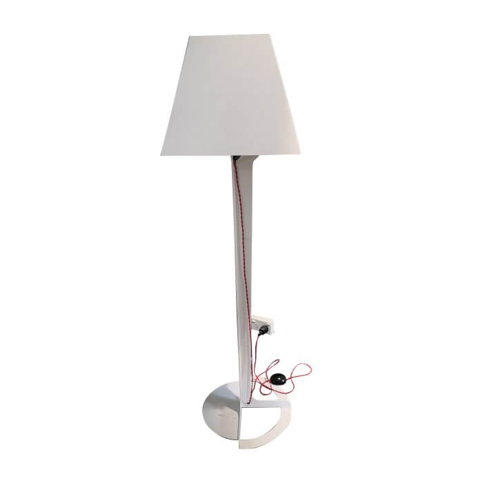 Established & Sons Fold floor lamp
