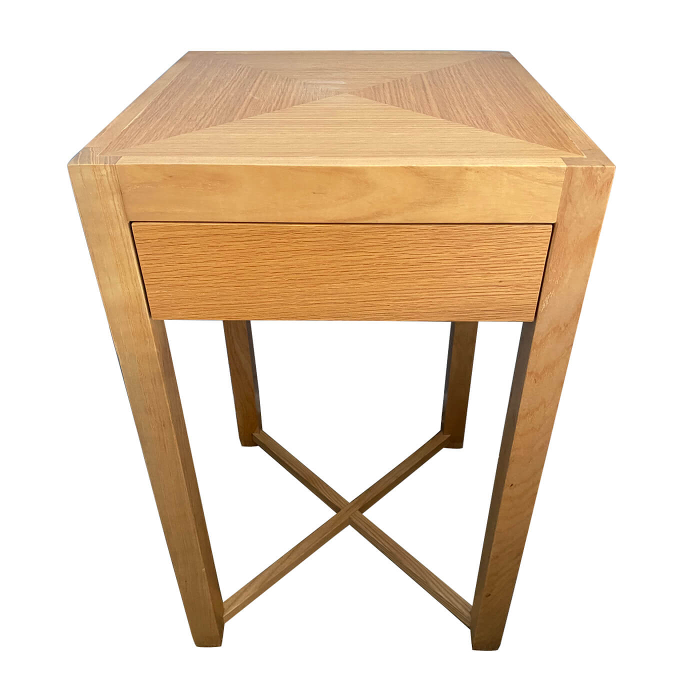 Two-Design-Lovers-Square-Bedside-Table-with-Drawer