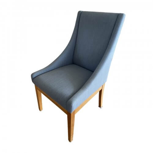 Two-Design-Lovers-Upholstered-Winged-Dining-Chairs