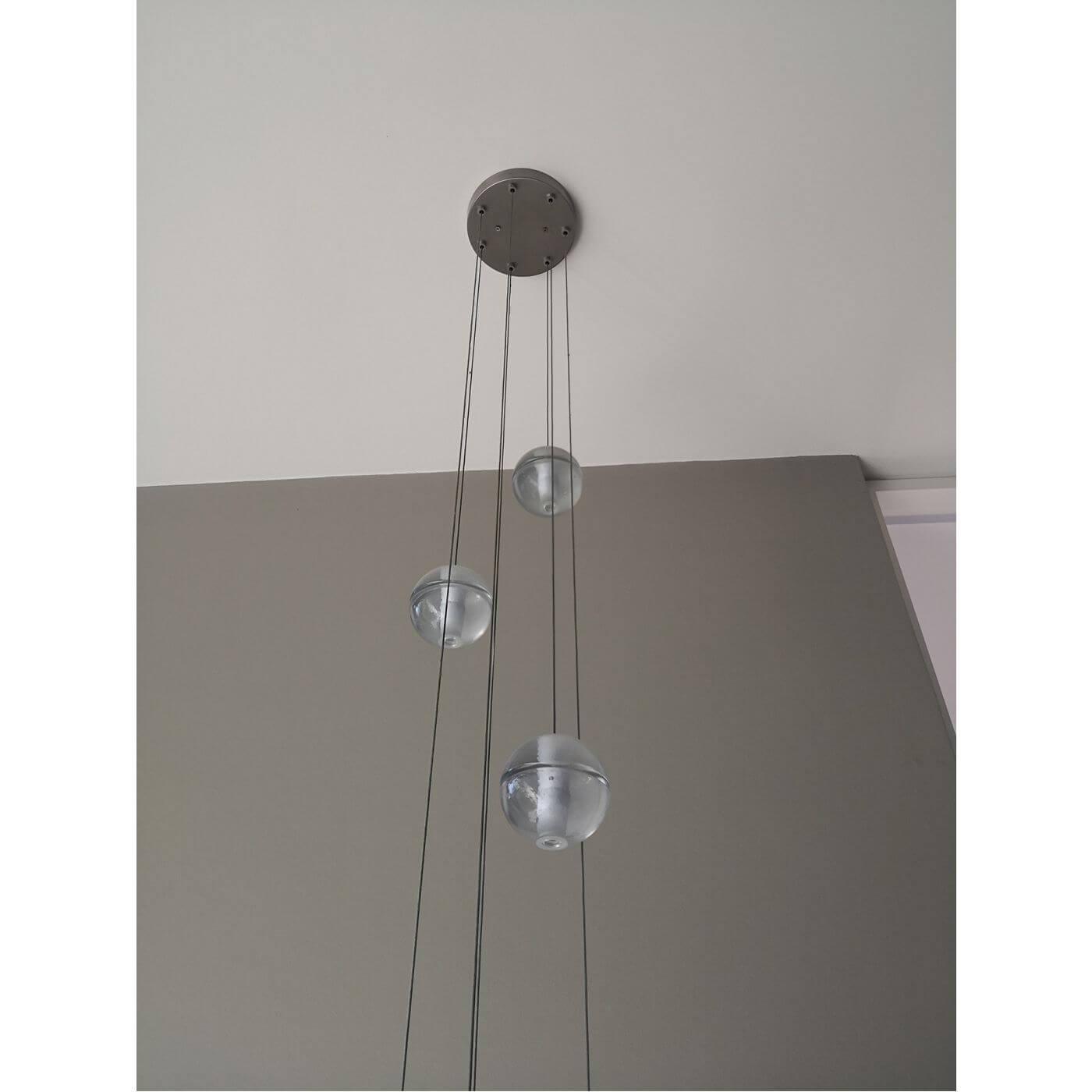 Bocci 14.7 ball pendant light