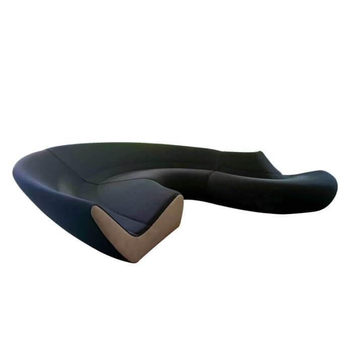Walter Knoll circle sofa
