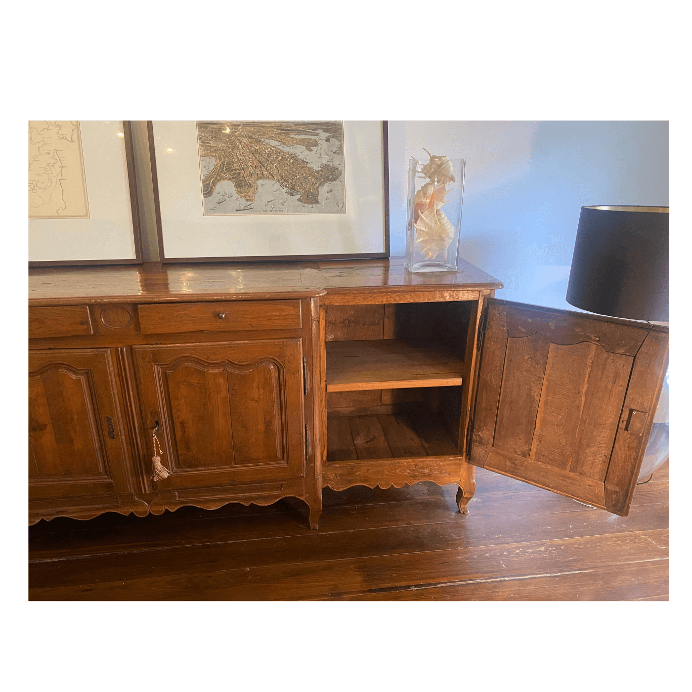 Early 18th Century French Provincial Buffet6